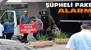 Konya'da Bomba Alarmı