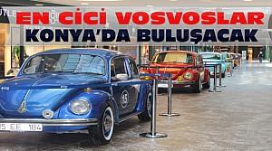 Konya'da En Cici Vosvos Yarışması