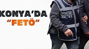 Konya'da FETÖ'den Kaç Kişi İçin İşlem Yapıldı?