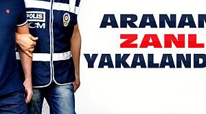 Konya'da Firarı Zanlı Yakalandı