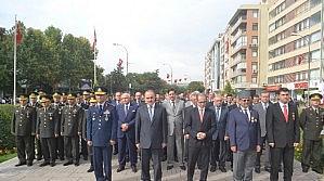 Konya'da Gaziler Günü Programı