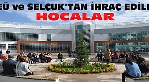 Konya'da İhraç Edilen Öğretim Görevlileri-Akademisyenler