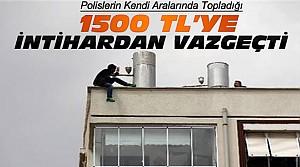 Konya'da İşsiz Gencin İntihar Girişimi