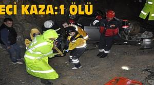 Konya'da Kaza: 1 Ölü
