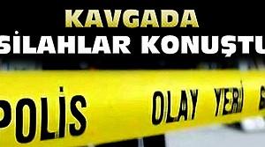 Konya'da Silahlı Kavga