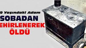 Konya'da Soba Zehirlenmesinde Yaşlı Adam Öldü
