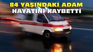 Konya'daki Kazada Yaşlı Adam Öldü