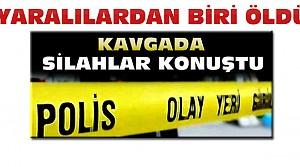 Konya'daki Silahlı Kavga-Yaralılardan Biri Öldü