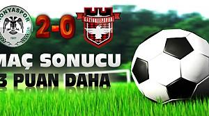 Konyaspor Gaziantepspor Maç Sonucu
