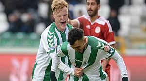 Konyaspor Gümüşhanespor Maç Sonucu