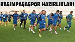 Konyaspor, Kasımpaşa Maçı Hazırlıklarını Tamamladı