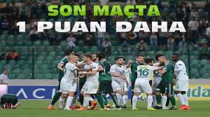 Konyaspor Son Maçta Berabere Kaldı