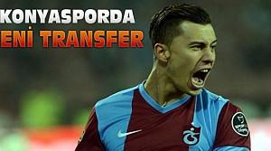 Konyaspora Trabzonsporlu Futbolcu