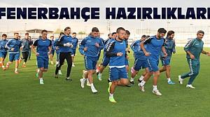 Konyaspor'da Fenerbahçe Hazırlıkları Sürüyor