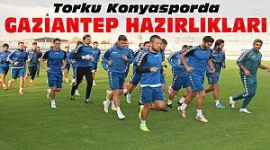 Konyasporda Gaziantepspor Hazırlıkları