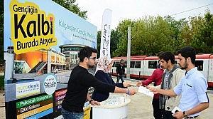 Konya'ya Gelen Öğrenciler Bilgilendiriliyor