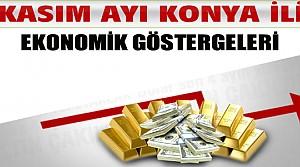 KTO Kasım Ayı Ekonomik Göstergeleri Yayınladı