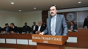 KTO Kasım Ayı Olağan Meclis Toplantısı Yapıldı