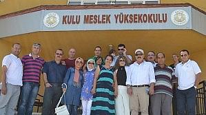 Kulu'da Mezunlar 19 Yıl Sonra Bir Araya Geldi