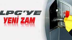 LPG'ye Zam