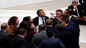 Mecliste Cizre kavgası çıktı