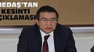 MEDAŞ Konya'daki Kesintilerin Nedenlerini Açıkladı