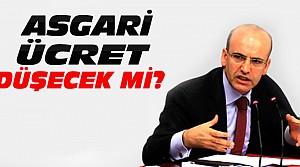 Mehmet Şimşek'ten asgari ücret açıklaması