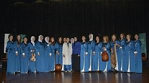 Meram'da Tasavvuf Musiki Konseri