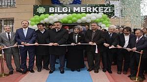 Meram'ın Bilgi Merkezi Törenle Açıldı
