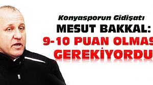"""Mesut Bakkal: """"Biz de Beklemiyorduk"""""""