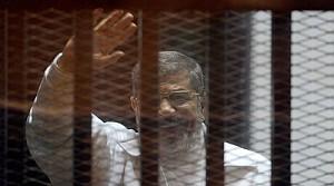 Mursi'nin cezası verildi