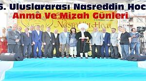 Nasreddin Hoca Anma Ve Mizah Günleri Başladı