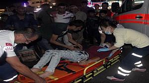 Otomobiliyle Çarptığı Yaralıyı Bırakıp Kaçtı