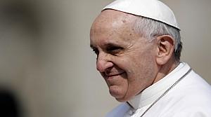 Papa:Türk halkını seviyorum