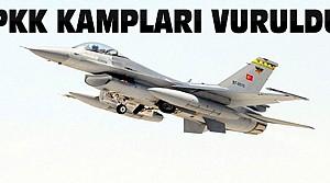 PKK'ya Sınır Ötesi Hava Operasyonu