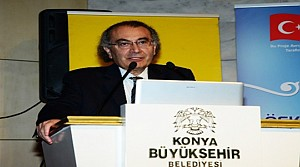 Prof. Dr. Nevzat Tarhan'dan Konya'da Konferans