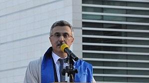 Rektör Torlak'tan Öğretmenlere Kutlama