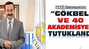 Selçuk'ta Eski Rektör ve 40 Akademisyen Tutuklandı