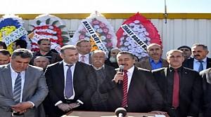 Seydişehir'de Hayvan Pazarı Açıldı