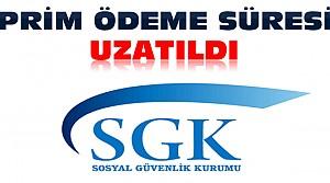 SGK'dan Açıklama:O Süre Uzatıldı