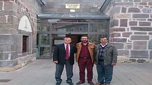 Sinan Yağmur Seydişehir'de Kamp Yaptı