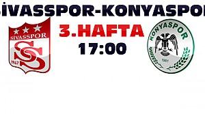 Sivasspor Torku Konyaspor Maçı