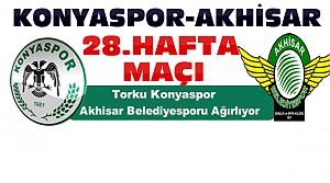 Torku Konyaspor Akhisar Maçı
