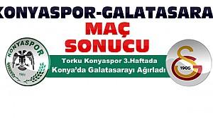 Torku Konyaspor Galatasaray Maç Sonucu