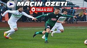 Torku Konyaspor Giresunspor Özet-VİDEO