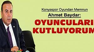 Torku Konyaspor Oyundan Memnun