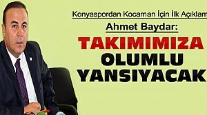 Torku Konyaspordan Aykut Kocaman Açıklaması