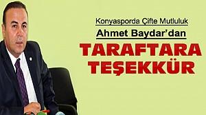 Torku Konyaspor'dan Taraftara Teşekkür