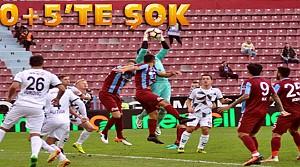 Trabzonspor-Atiker Konyaspor Maç Sonucu