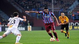 Trabzonspor Lokeren Maç Sonucu